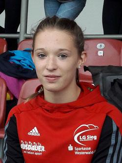 Julia Stinner, LG Sieg 2017