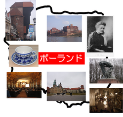 ポーランド写真マップ