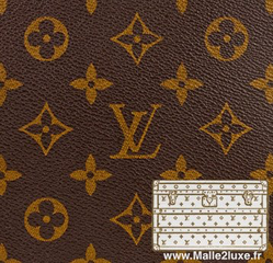 1959  Creation of the modern PVC flexible monogram canvas . Opening a new horizon: the handbag and flexible object. Louis Vuitton