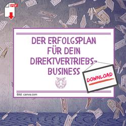 Erfolgsplan im Direktvertrieb - Verkaufstipps für mehr Umsatz und Termine