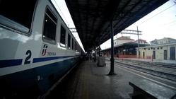 Trenitalia Bahnhof Italien Zug