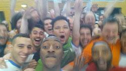 (Fotos: Futsal-Team Hochschule Rhein-Waal)