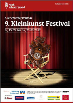 Hochschwarzwälder Kleinkunst-Festival mit Niklas Hötzer