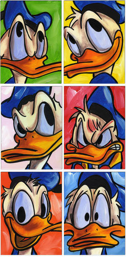 Donald Faces V