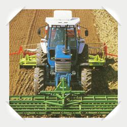 Ford 8210 Traktor