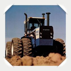 Ford FW-60 Knicklenker Traktor