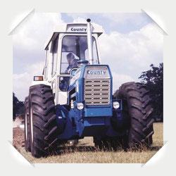 Ford County 1454 Traktor