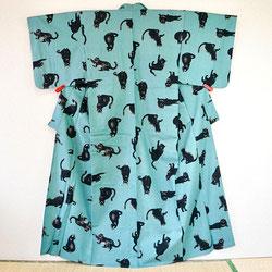 Unique design kimono