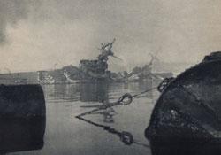 La Marseillaise sabordée, photo d'André Piernic