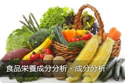 栄養成分分析