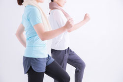 立ちっぱなしの腰痛 運動不足