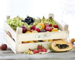 frisches Obst für Firmen, Obstlieferung