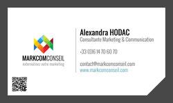 MarkCom Conseil - Consultante marketing et communication