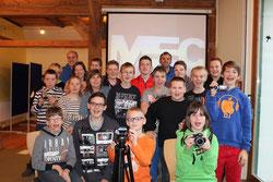 Fotos: Michael Fuchs: Inklusives Medienseminar mit der Lebenshilfe Buxehude (Koop der Realschule Süd in Buxtehude) im Dezember 2014