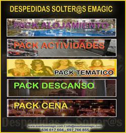 servicios para despedidas de solteros Jerez de la frontera