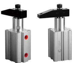 PB-Series - Pneumatic swing clamp