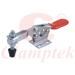 Horizontal toggle clamp with horizontal mounting base CH-225-D und CH-225-DI