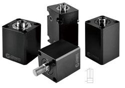 CHTB-SERIES Hydraulic push pull cylinder