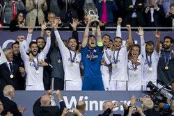 Real Madrid: Supercopa de Europa 2014