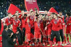 Bayern Munich: Mundial de Clubes 2013