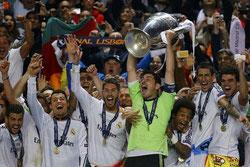 R. Madrid: Champions League 2014