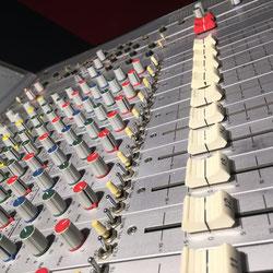 Blackhole Music & Productions Rocktron RX2H Mixing und Mastering