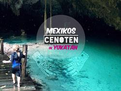 Mexikos Cenoten in Yukatan