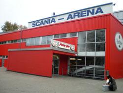 Sanierung Gewerbeobjekte - Eissporthalle