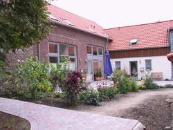 Sanierung alter Hofanlagen zur mehreren Wohneinheiten