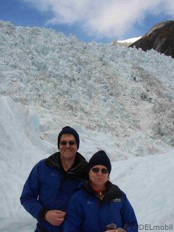 Gletscher Expedition Neuseeland