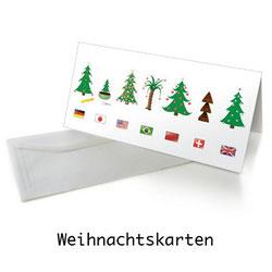Weihnachtskarten, Grußkarten, Neujahrskarten