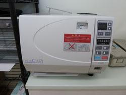 高圧蒸気滅菌器 YS-A-C107j