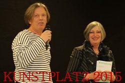 Gazmend Freitag, Ursula Pfeiffer