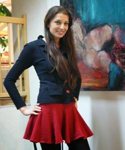 Keti Berisha, 2012, Der Kunstraum Wien