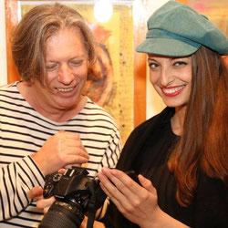 Gazmend Freitag, Keti Berisha | Photo: Robert Rieger Photography