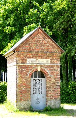 La chapelle Notre-Dame de la Salette à Fienvillers