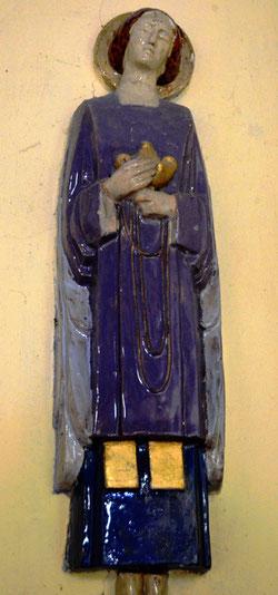 Ange porteur du Saint-sacrement