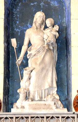 La divine bergère- Tilloy-Floriville