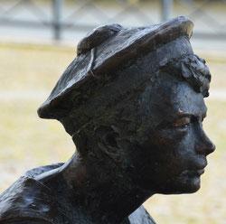 Sculpture d'Elisabeth Cibot
