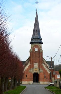 Eglise de Longueval