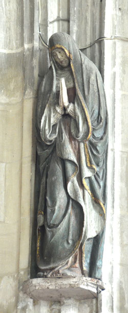 La Vierge Marie-Airaines