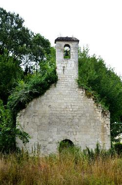 Domart-en-Ponthieu: chapelle de la Madeleine
