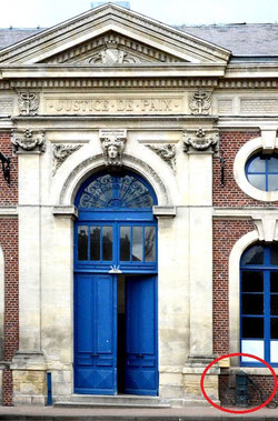 Immeuble de la Justice de Paix- Poix de Picardie