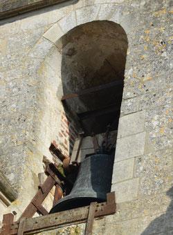 Clocher à campenard: Eglise d'Aumont
