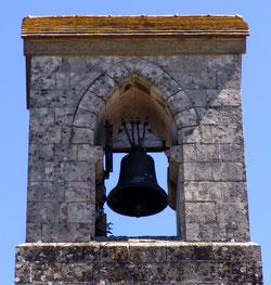 Clocher de l'église de Boismont