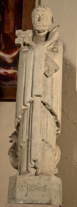 Eglise d'Auchonvillers- Sculpteur: Georges Legrand