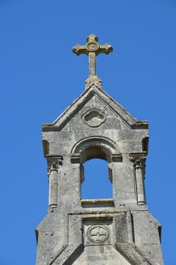 Le clocher à campenard de Proyart