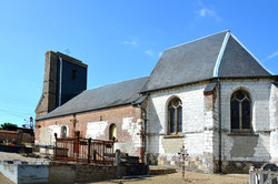 Eglise de Cahon