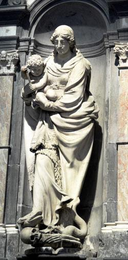 N-D du Bon Secours-Cathédrale d'Amiens