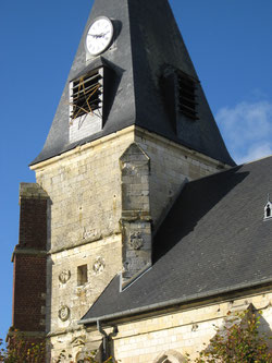 Clocher de Ribemont-sur-Ancre-Ph: Rémy Godbert